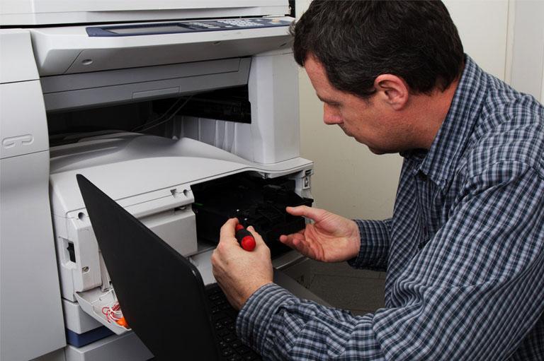 Naprawa drukarki